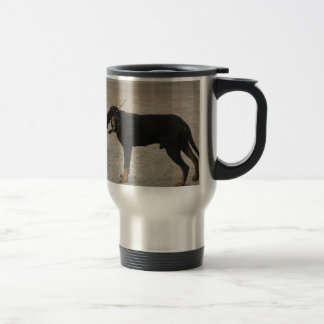 Tired Hunting Dog Coffee Mug