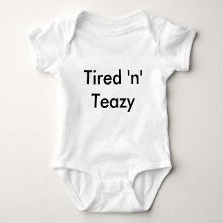 Tired 'n' Teazy Baby Bodysuit