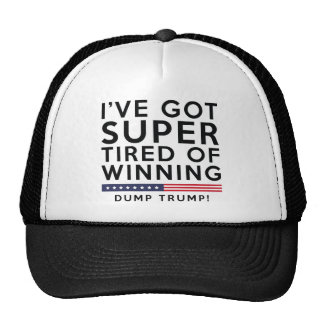 Tired Of Winning Cap