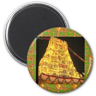 TIRUPATI Hindu Temple : South India Magnets