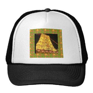 TIRUPATI TEMPLE SOUTH INDIA PILGRIMAGE HOLY TRIP MESH HATS