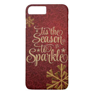 Tis Season To Sparkle iPhone 8 Cover