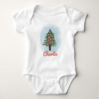 tis the season baby bodysuit