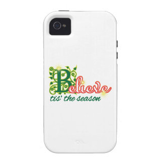 Tis The Season Case-Mate iPhone 4 Covers