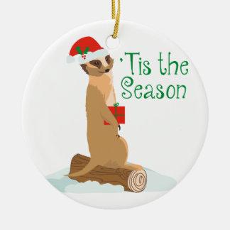 Tis The Season Christmas Tree Ornaments