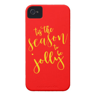 """""""Tis The Season"""" Festive Holiday Themed Collection Case-Mate iPhone 4 Cases"""