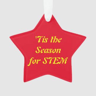 'Tis the Season for STEM Ornament