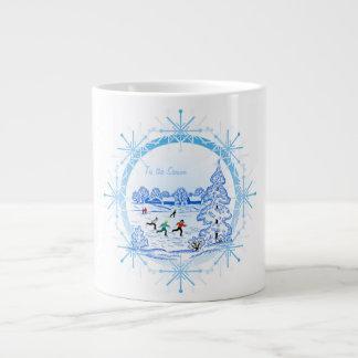 Tis the Season - Extra Large Mugs