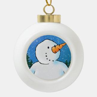 'Tis The Season To Be Jolly Ceramic Ball Christmas Ornament