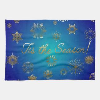 Tis the season towel