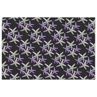 Tissue gift paper  starfish snowflake Christmas