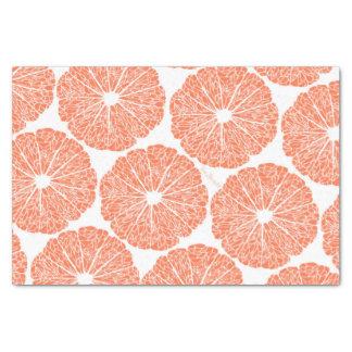 Tissue Paper - Grapefruit to Suit