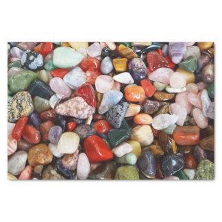 Tissue Paper In Multi Colored Stone
