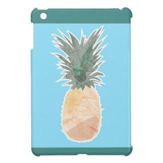 Tissue Paper Pineapple iPad Case