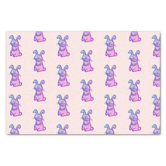 Tissue Paper WITH BUNNY