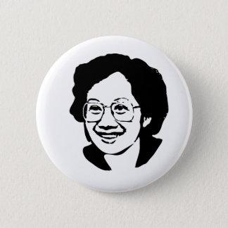 Tita Cory Aquino 6 Cm Round Badge