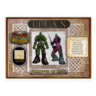 Titan Card