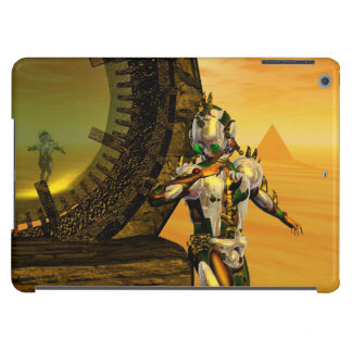 TITAN IN THE DESERT OF HYPERION iPad AIR COVERS