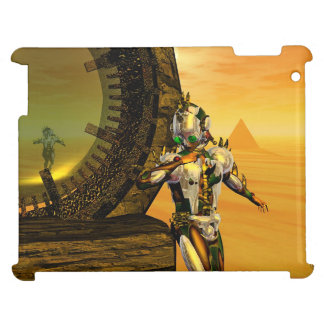 TITAN IN THE DESERT OF HYPERION CASE FOR THE iPad 2 3 4