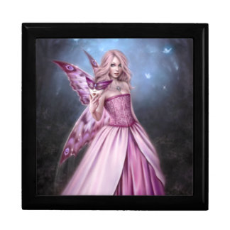 Titania Butterfly Fairy Queen Keepsake Box