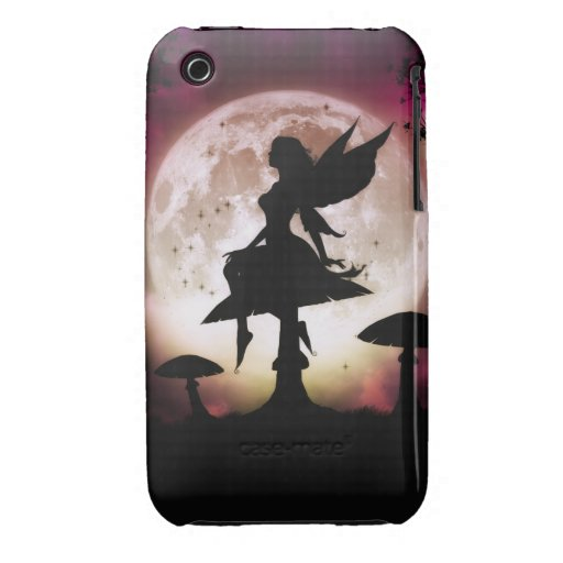 Titania Fairy Blackberry Curve Case/Cover iPhone 3 Covers
