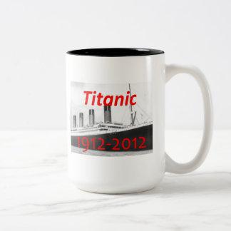 Titanic (1912-2012) Mug