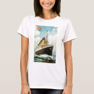 Titanic at Sea T-Shirt