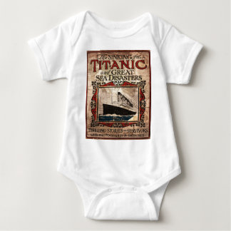 Titanic Baby Bodysuit