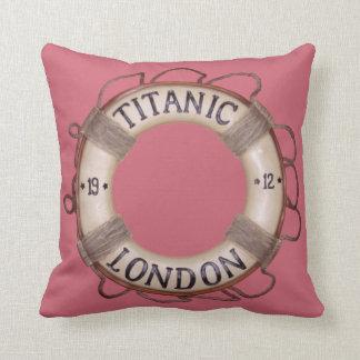 Titanic Cushion