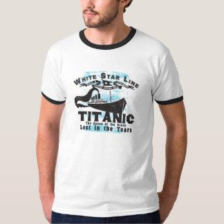 Titanic, Men's Basic Ringer T-Shirt