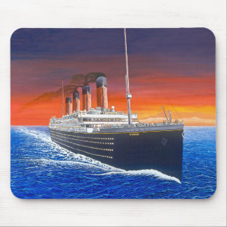 Titanic MP Mouse Pad