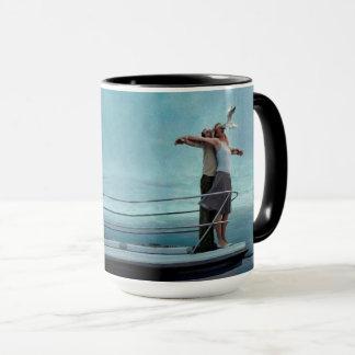 Titanic Romance Epic Fail Mug