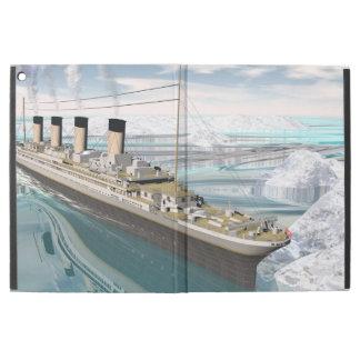 "Titanic ship - 3D render iPad Pro 12.9"" Case"