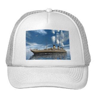 Titanic ship - 3D render.j Cap