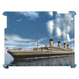 Titanic ship - 3D render.j Case For The iPad 2 3 4