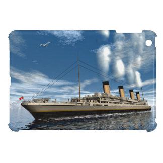 Titanic ship - 3D render.j iPad Mini Cases