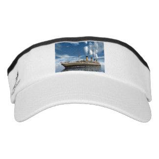 Titanic ship - 3D render.j Visor