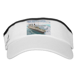 Titanic ship - 3D render Visor