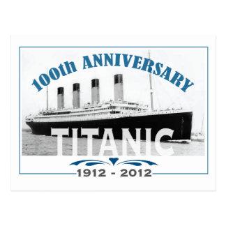 Titanic Sinking 100 Year Anniversary Post Cards