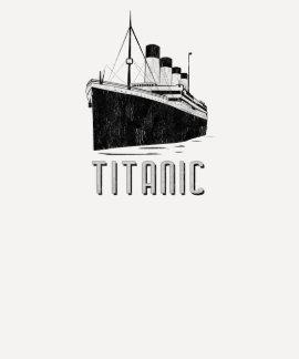 titanic tshirts