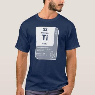 Titanium (22) T-Shirt