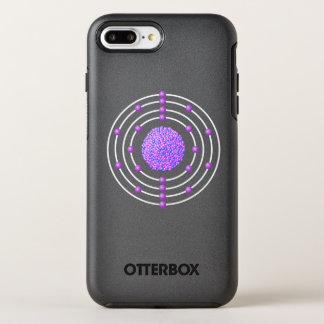 Titanium Atom OtterBox Symmetry iPhone 8 Plus/7 Plus Case