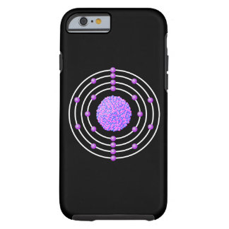 Titanium Atom Tough iPhone 6 Case