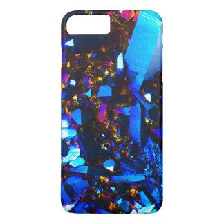 Titanium Cobalt Blue Quartz iPhone 8 Plus/7 Plus Case