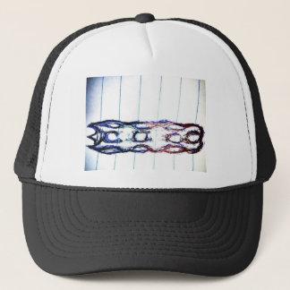 Titanium Graphene Coated, Diamond Doped Drill Trucker Hat