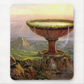 Titan's Goblet by Thomas Cole Mouse Pad