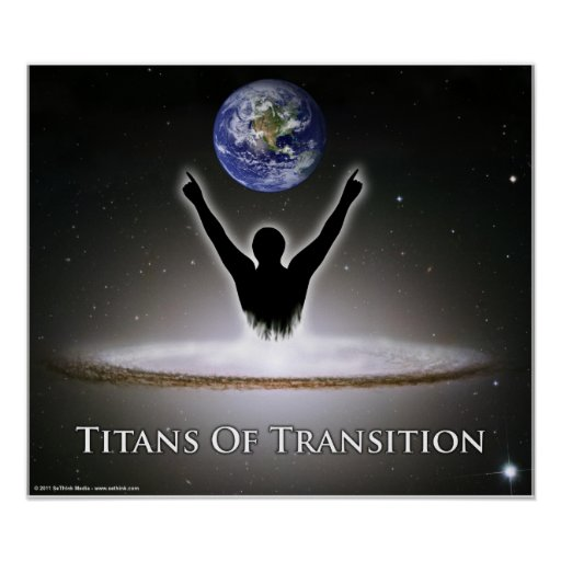 Titans of Transition Print