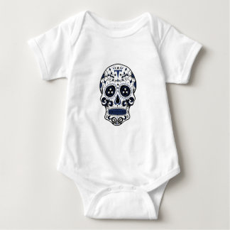 Titans Sugar Skull Baby Bodysuit