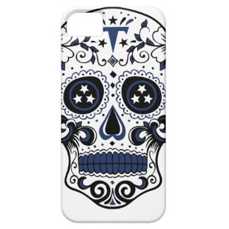 Titans Sugar Skull Barely There iPhone 5 Case