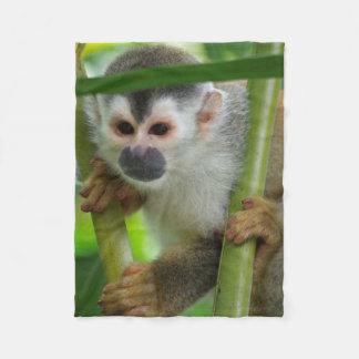 Titi Monkey Blanket